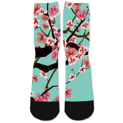 arizona iced tea tree socks